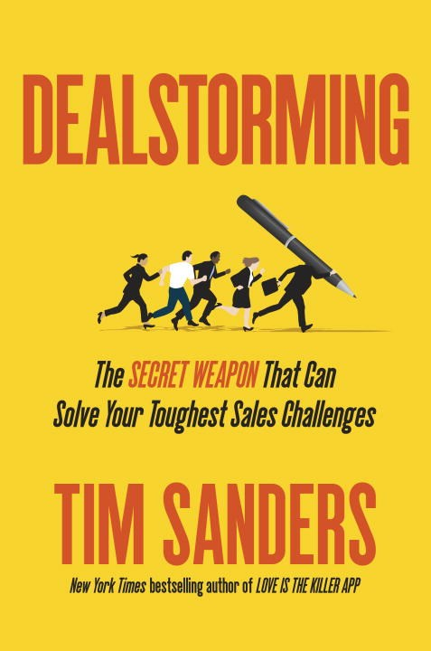 Cover art for Dealstorming