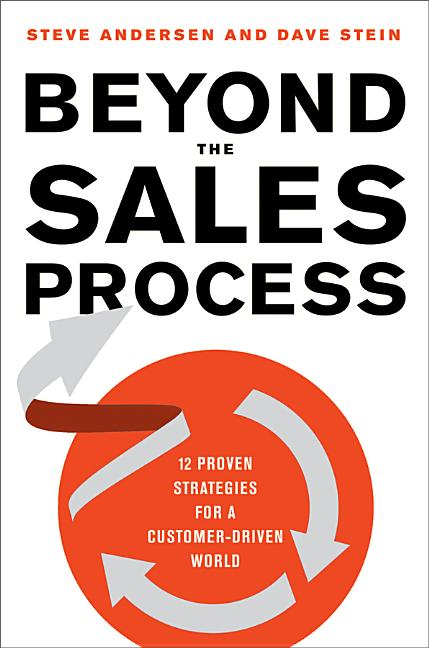 Cover art for Beyond the Sales Process