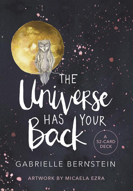 Cover art for The Universe Has Your Back