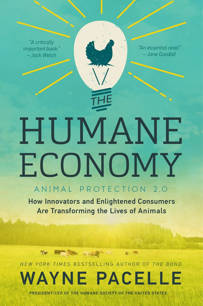 Cover art for The Humane Economy