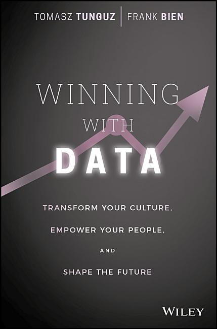 Cover art for Winning with Data