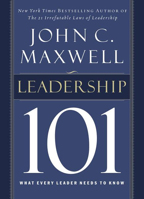 Cover art for Leadership 101