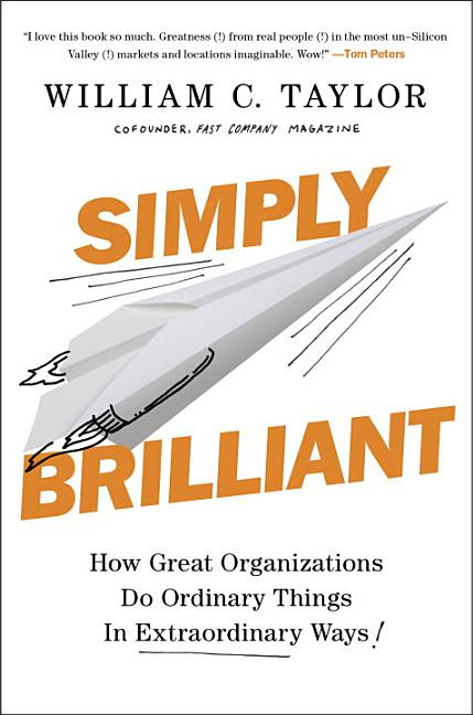 Cover art for Simply Brilliant