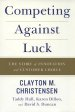 Cover art for Competing Against Luck