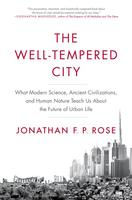 Cover art for The Well-Tempered City