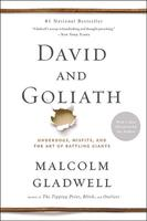 Cover art for David and Goliath