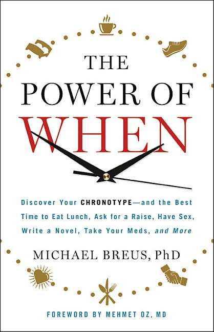Cover art for The Power of When