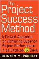 Cover art for The Project Success Method
