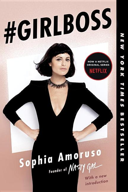 Cover art for #girlboss