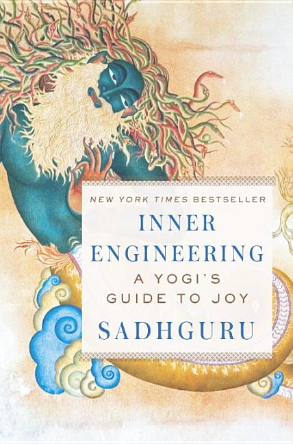 Cover art for Inner Engineering
