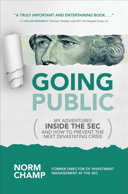 Cover art for Going Public
