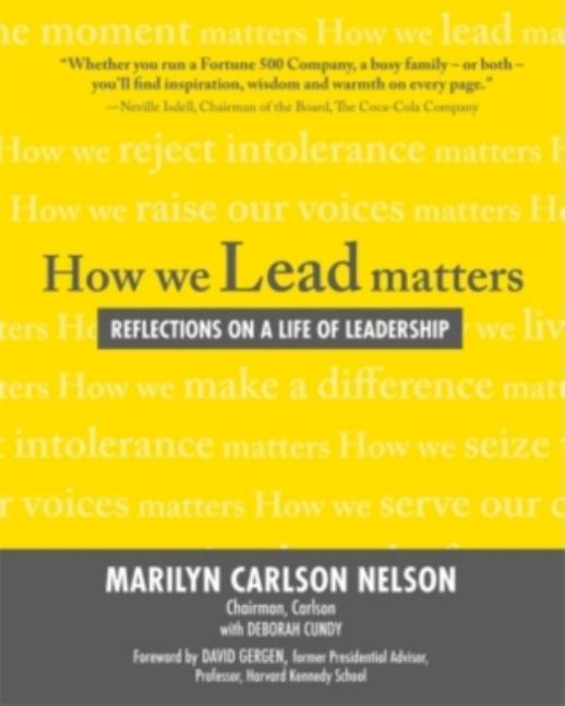 Cover art for How We Lead Matters
