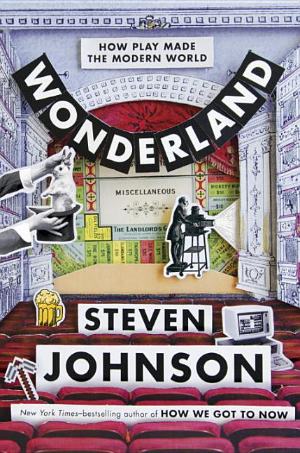 Cover art for Wonderland