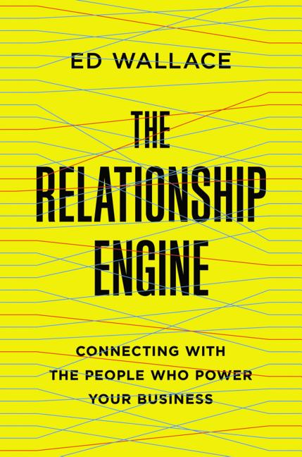 Cover art for The Relationship Engine
