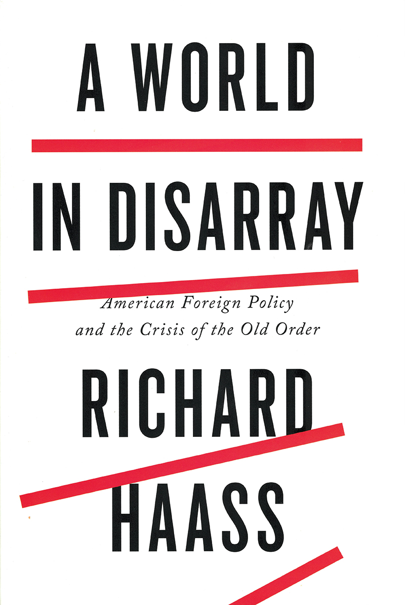 Cover art for A World in Disarray