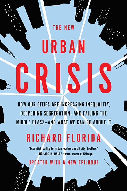 Cover art for The New Urban Crisis