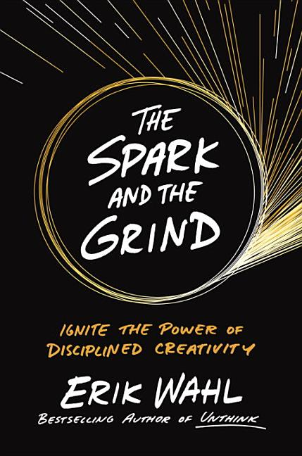 Cover art for The Spark and the Grind
