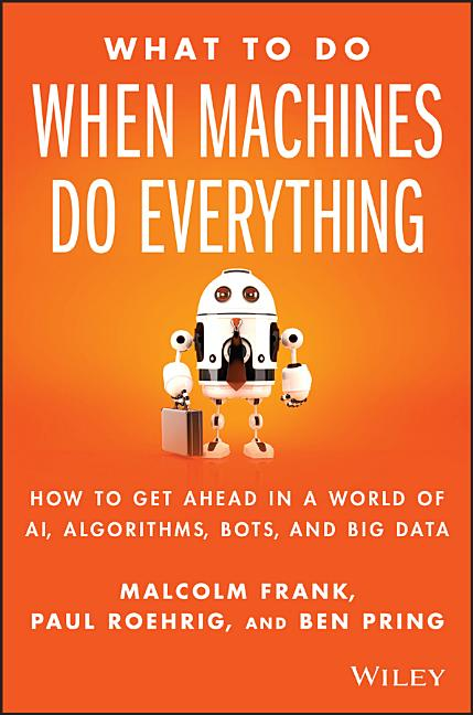 Cover art for What to Do When Machines Do Everything