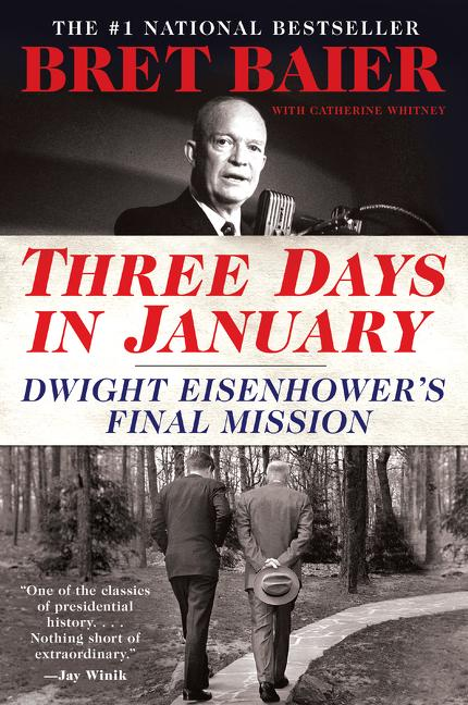 Cover art for Three Days in January