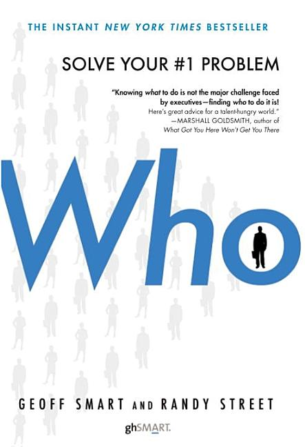 Cover art for Who