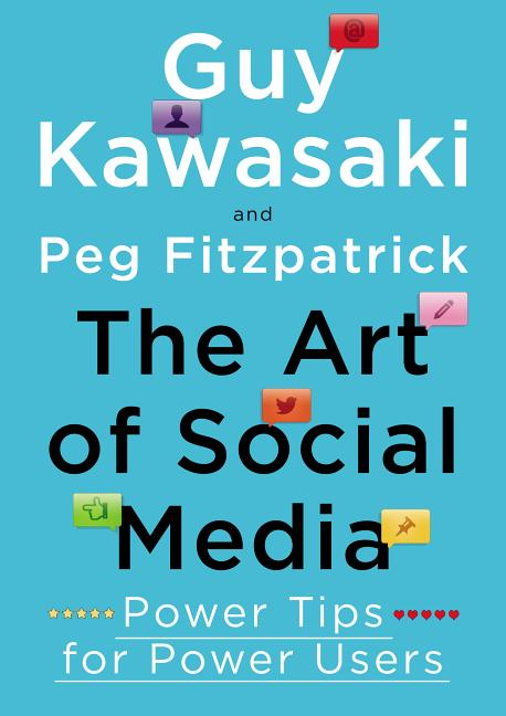 Cover art for The Art of Social Media