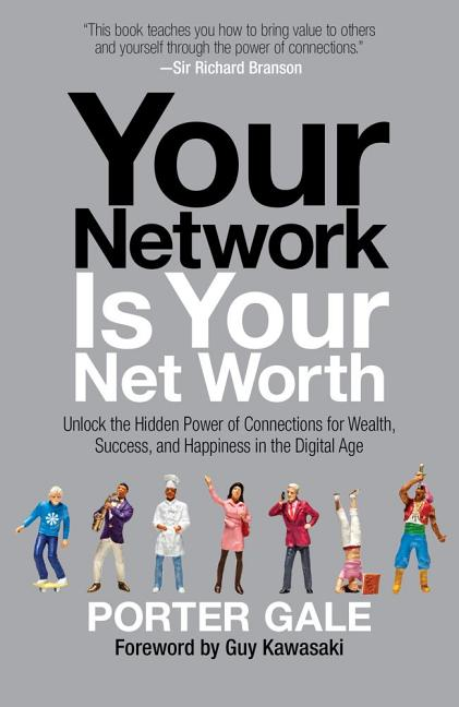 Cover art for Your Network Is Your Net Worth