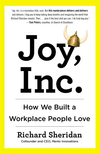 Cover art for Joy, Inc.
