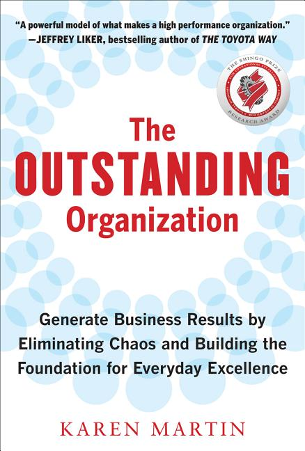 Cover art for The Outstanding Organization