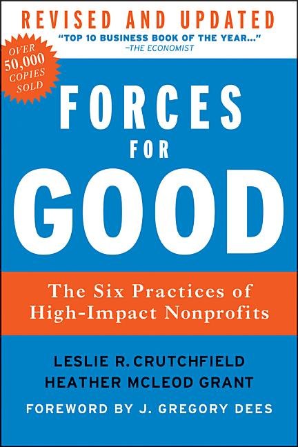 Cover art for Forces for Good