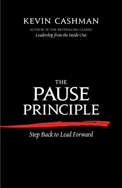 Cover art for The Pause Principle