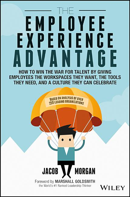 Cover art for The Employee Experience Advantage
