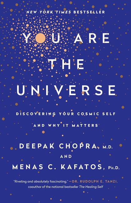 Cover art for You Are the Universe