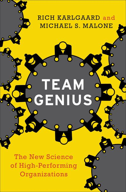 Cover art for Team Genius