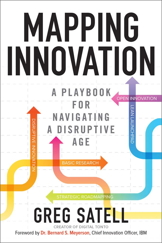 Cover art for Mapping Innovation
