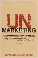 Cover art for Unmarketing