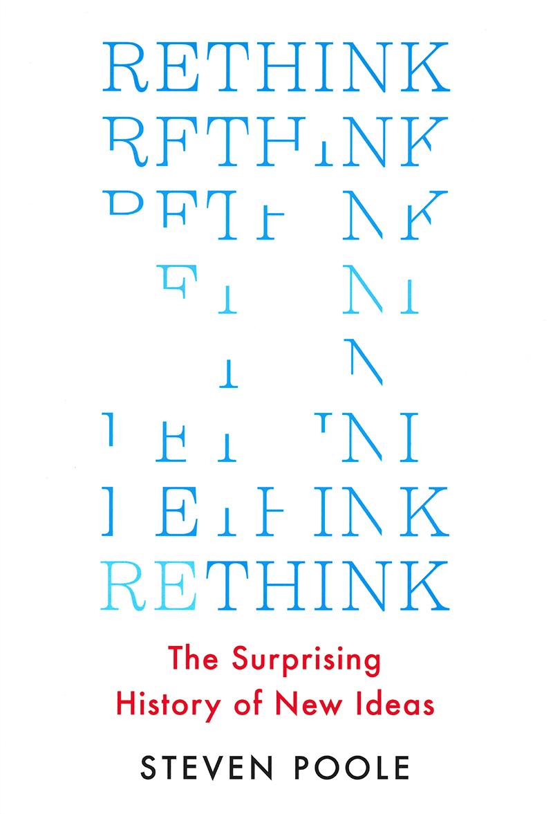 Cover art for Rethink
