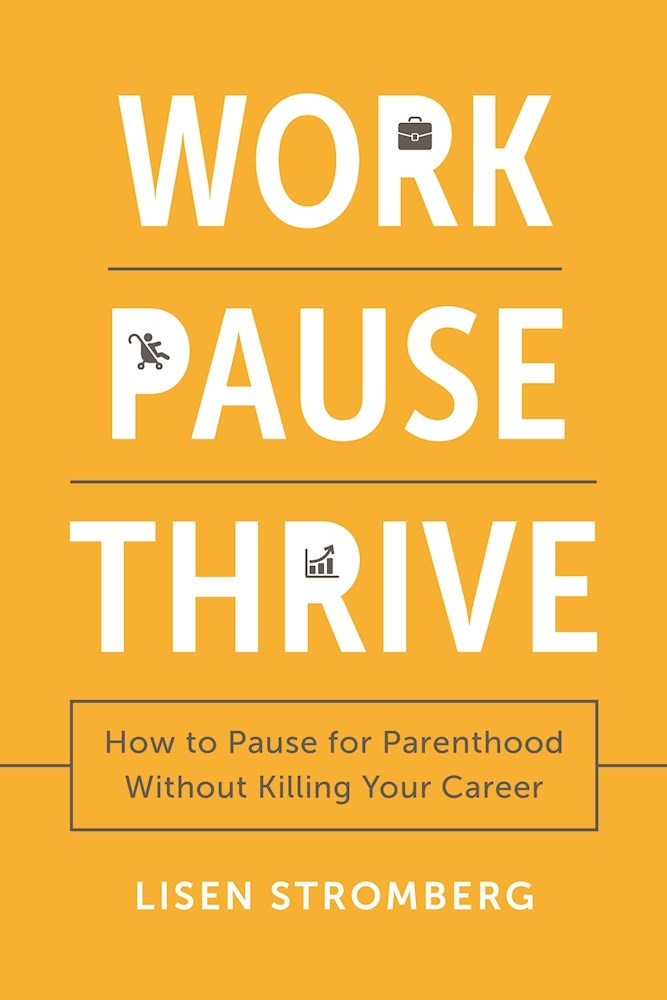 Cover art for Work Pause Thrive
