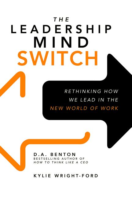 Cover art for The Leadership Mind Switch