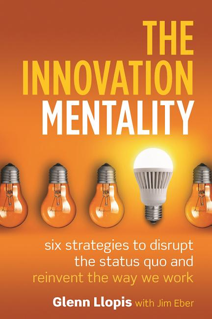 Cover art for The Innovation Mentality