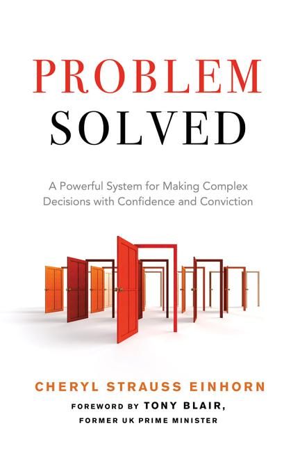 Cover art for Problem Solved