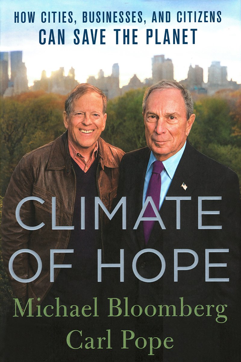 Cover art for Climate of Hope