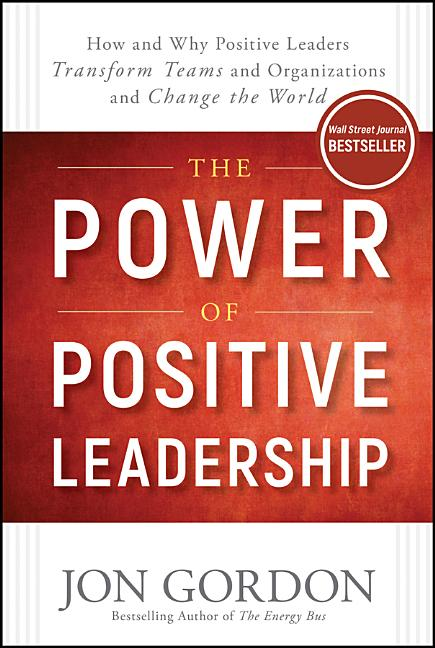 Cover art for The Power of Positive Leadership