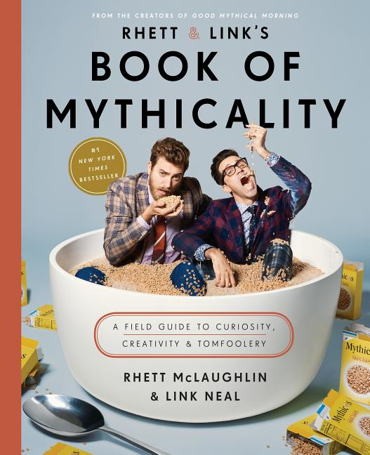 Cover art for Rhett & Link's Book of Mythicality