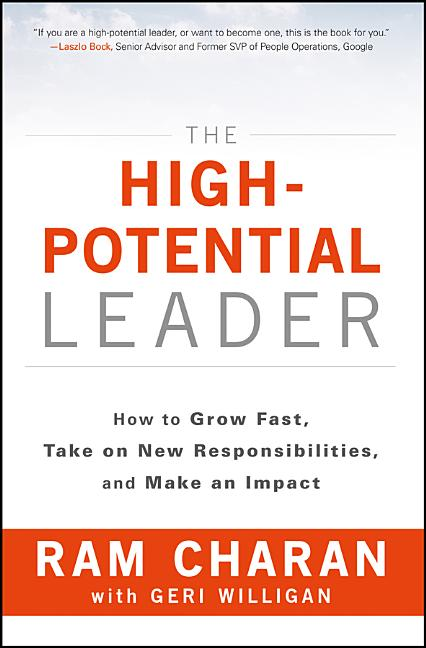 Cover art for The High-Potential Leader