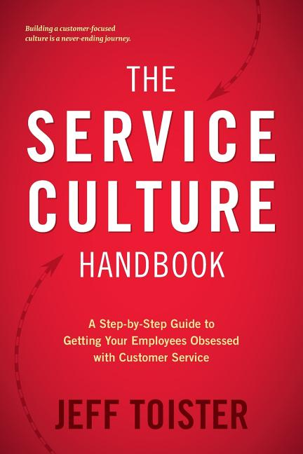 Cover art for The Service Culture Handbook
