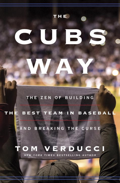 Cover art for The Cubs Way