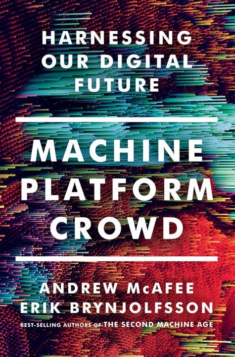 Cover art for Machine, Platform, Crowd