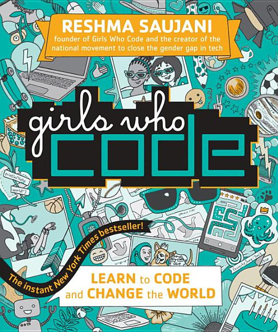 Cover art for Girls Who Code