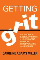 Cover art for Getting Grit