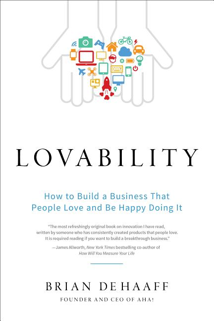 Cover art for Lovability